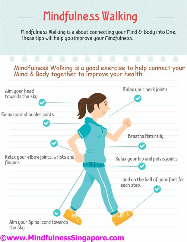Mindfulness Walking : Mindfulness Singapore